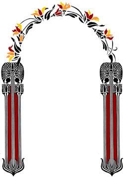 Arch meaning tarot symbol