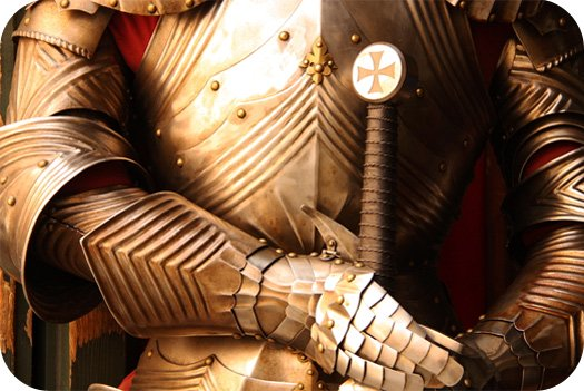 Armor Symbolic Meanings