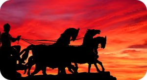 Chariot Tarot Card Meanings