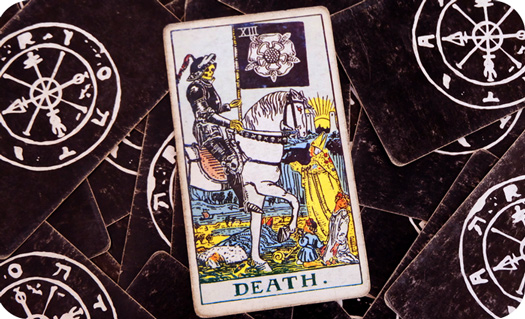 Death Tarot Card Meanings