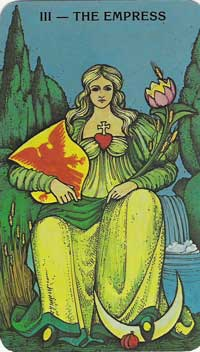 Empress Tarot Card Meanings