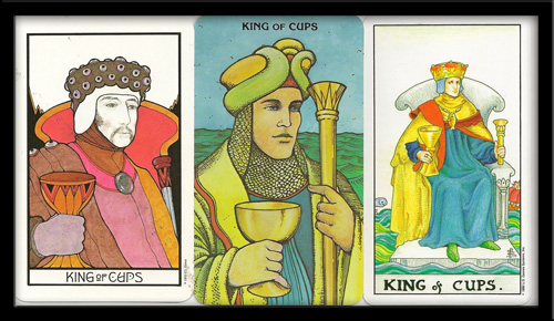King Of Cups Meaning