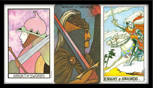 Knight Of Swords Meaning