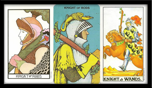 Knight Of Wands Meaning