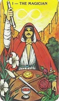 Magician Tarot Card Meaning