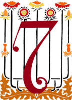 meaning of seven in Tarot