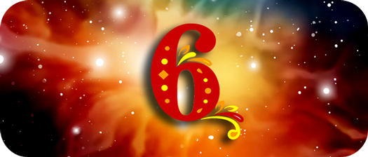 meaning of six in Tarot