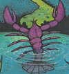 Moon Tarot Card Meanings Lobster or Crab