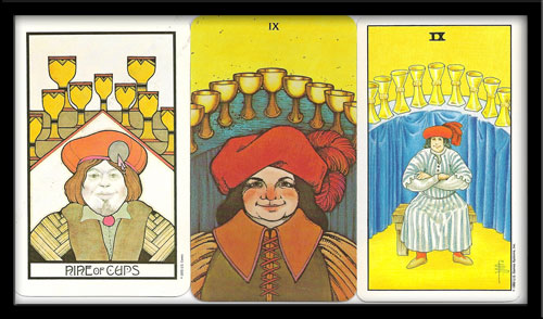 Nine Of Cups Meaning