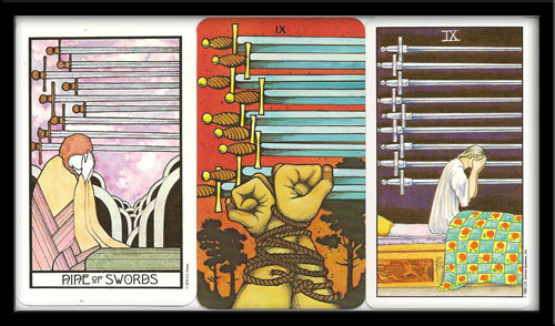 Nine Of Swords Meaning