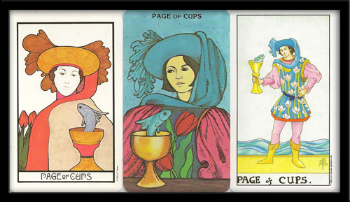 Page Of Cups Meaning