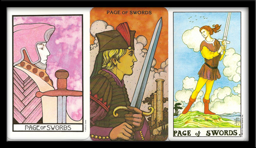 Page Of Swords Meaning