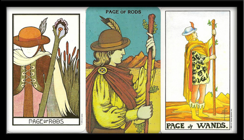 Page Of Wands Meaning