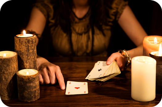 Playing Cards for Tarot Readings