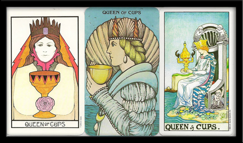 Queen Of Cups Meaning