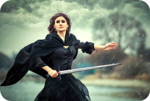 Queen Of Swords Meaning