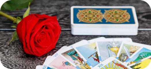 Rose Symbolism in Tarot