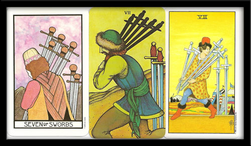 Seven Of Swords Meaning