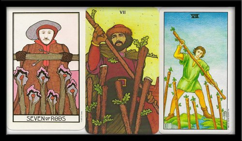Seven Of Wands Meaning