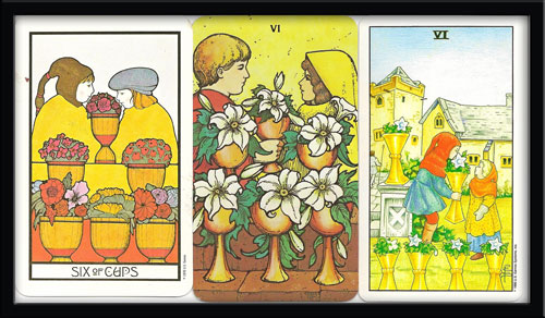 Six Of Cups Meaning