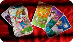 four card tarot spread