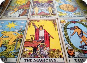 six card readings in Tarot