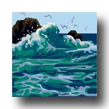 symbolic ocean meaning in Tarot
