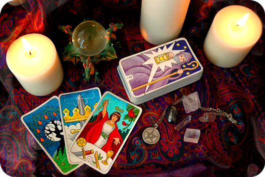Symbol Meaning of Tarot