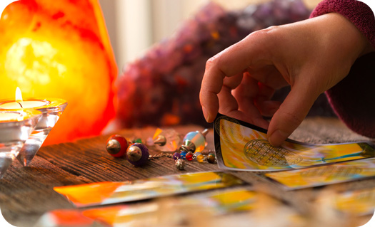 tarot and crystal meanings