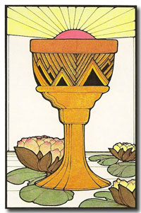 Tarot Cups Suit Meaning