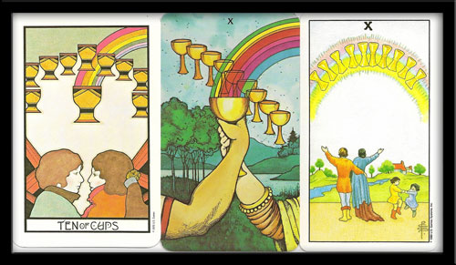 ten of cups meaning in tarot