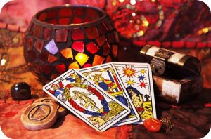 Understanding Tarot Suits with the Four Elements